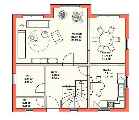 wohnflache berechnen wohnfla formblatt berechnung der wohnflche wohnflache berechnen sommereg. Black Bedroom Furniture Sets. Home Design Ideas